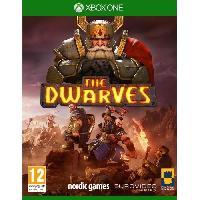 Sortie Jeux Xbox One The Dwarves Jeu Xbox One