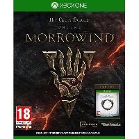 Sortie Jeux Xbox One The Elder Scrolls Online- Morrowind Jeu Xbox One