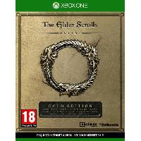 Sortie Jeux Xbox One The Elder Scrolls Online Edition Gold Jeu Xbox One - Zenimax
