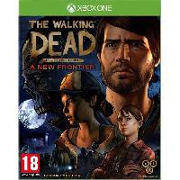 Sortie Jeux Xbox One The Walking Dead - The Telltale Series- A new Frontier Jeu Xbox One