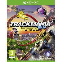 Sortie Jeux Xbox One TrackMania Turbo Jeu Xbox One