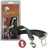 Special Animaux Attache securite auto pour chien ZIGONIRIC Zigoh