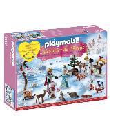 Special Noel PLAYMOBIL 9008 - Calendrier de l'Avent - La Famille Royale - Generique