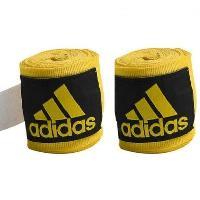 Sport De Combat - Arts Martiaux ADIDAS Bande de maintien 255 cm - Jaune - Adidas Performance