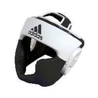 Sport De Combat - Arts Martiaux ADIDAS Casque de combat - Noir et blanc - M - Adidas Performance