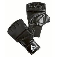 Sport De Combat - Arts Martiaux ADIDAS Gants de sac doigts coupes + gel - S-M
