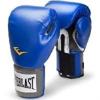 Sport De Combat - Arts Martiaux EVERLAST Gants de boxe Prostyle Training - Bleu - 8 Oz - Wilson