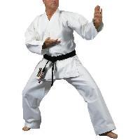 Sport De Combat - Arts Martiaux HAYASHI Kimono de karaté Tradition - 170 cm - Blanc