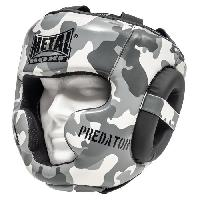 Sport De Combat - Arts Martiaux METAL BOXE Casque Intégral - Army