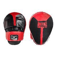 Sport De Combat - Arts Martiaux METAL BOXE Pattes d'Ours Courbées