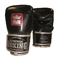 Sport De Combat - Arts Martiaux MONTANA Gants de sac MS 2000 - Noir et rouge