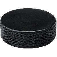 Sport De Glace NIJDAM Palet de hockey sur glace - Noir