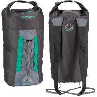 Sport De Montagne ABBEY Sac a dos compact pliable - 100% polyester indéchirable - Capacité du sac : 20 L - Poids : 90 g - Vert