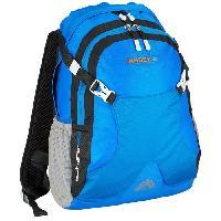 Sport De Montagne ABBEY Sac a dos d'exterieur - 100 Polyester ripstop. revetement PU 800mm - 20 L - Bleu