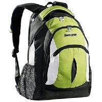 Sport De Montagne ASPENSPORT Backpack Daypack Pikes - Sac a dos 30 Litres Noir et Vert