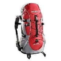 Sport De Montagne ASPENSPORT Backpack North Siope - Sac a dos 55 Litres Gris et Rouge