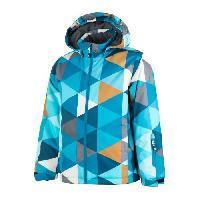 Sport De Montagne Blouson de Ski Rialto Bleu - 122 - 78 ans