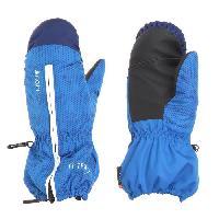 Sport De Montagne CAIRN Moufles de ski Pixies - Enfant garcon - Bleu - 4 ans