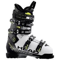 Sport De Montagne Chaussures de Ski Advant Edge 75 Blanc et Noir - 26 40.5 fr - Head