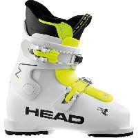 Sport De Montagne HEAD Chaussures de ski alpin Z1 - Enfant mixte - Blanc - 18.5