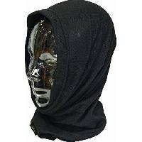 Sport De Montagne HIGHLANDER Protege Tete Thermique Noir