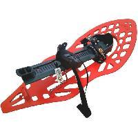 Sport De Montagne MORPHO MORPHOALP Ultra Light Basic. Paire de Raquettes a neige. Rouge-Gris- Medium