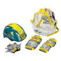 Sport De Montagne SIMPSONS Pack Set de Protections + Casque