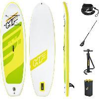 Sport D'eau - Glisse D'eau BESTWAY Hydro-Force Sea Breeze Paddle SUP gonflable - 305 x 84 x 12 cm