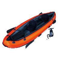 Sport D'eau - Glisse D'eau BESTWAY Kayak Gonflable Ventura + 2 Pagaies