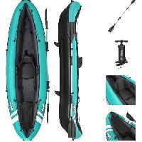 Sport D'eau - Glisse D'eau BESTWAY Kayak gonflable Hydro-Force - 1 personne - Ventura - 280 x 86 cm