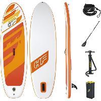 Sport D'eau - Glisse D'eau BESTWAY Paddle SUP gonflable Hydro-Force - Aqua Journey - 274 x 76 x 12 cm
