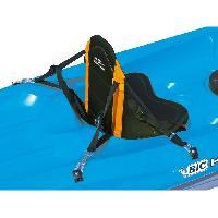 Sport D'eau - Glisse D'eau BIC SPORT Dosseret Kayak Standard - Noir