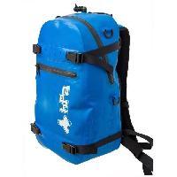 Sport D'eau - Glisse D'eau INFLADRY 25 - Sac a Dos 25 litres Bleu - 100% Étanche. dimensions 50x28x18cm
