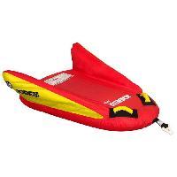 Sport D'eau - Glisse D'eau JOBE Bouée tractable Hydra Towable - 1 personne