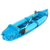 Sport D'eau - Glisse D'eau Kayak gonflable SURPASS - 325 cm - 2 places - 1 pagaie alu double et pliable