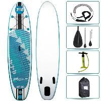 Sport D'eau - Glisse D'eau ROHE Pack Paddle Gonflable Oota - 320x76x15cm - Avec accessoires