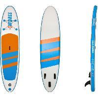 Sport D'eau - Glisse D'eau SURPASS - Kit Paddle gonflable - 320 x 76 x 15 cm