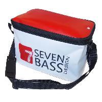 Sport SEVEN BASS - BAKKAN SOFT BLANC ET ROUGE 36