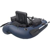 Sport SEVEN BASS FLOAT TUBE - COBRA 170  - Hybrid Line - bleu - (1.70M) - avec rames