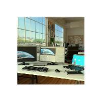 Station D'accueil - Replicateur De Port - Support STARTECH.COM Station d'accueil Thunderbolt 3 double 4K - Pour ordinateur portable - Windows et Mac