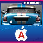 Sticker jeune conducteur POMME - Run-R Stickers