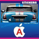 Sticker jeune conducteur POMME Run-R Stickers