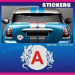 Sticker jeune conducteur SALAMANDRE - Run-R Stickers