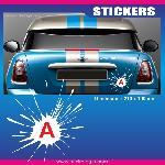 Sticker jeune conducteur SPLASH - Run-R Stickers