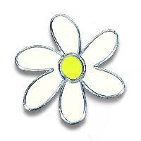 Stickers 3D Adhesif Sticker 3D - 1 Mini fleur Generique