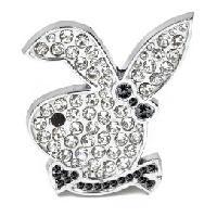 Stickers 3D Adhesif Sticker 3D - Evo Bunny diamant - BC Corona - ADNAuto