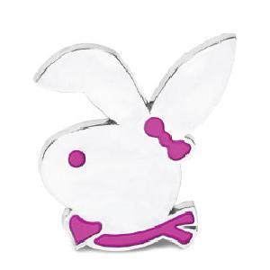 Stickers 3D Adhesif Sticker 3D - Evo Bunny rose - BC Corona Generique