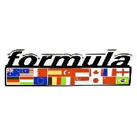Stickers 3D Adhesif Sticker 3D - Formula - BC Corona Generique