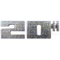 Stickers 3D Adhesif Sticker 3D 20 pouces Diamant Generique