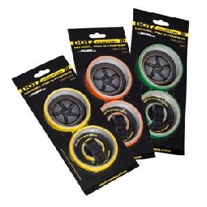 Stickers Jantes Kit adhesif pour Touge - rose Dotz